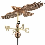 Soaring Hawk Weathervane
