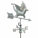 Garden Dragon Weathervane