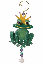 Frog Prince Adornment - Click to enlarge