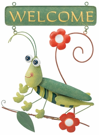 Grasshopper Welcome Sign - Click to enlarge