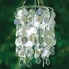 Anywhere Shimmer Chandelier - Silver