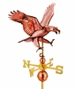 "35"" Attack Eagle Weathervane"