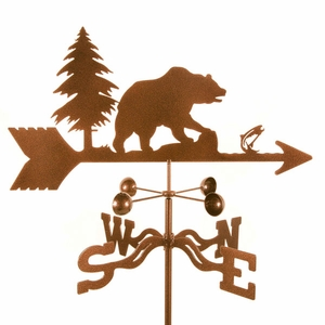 Bear Weathervane - Click to enlarge