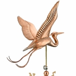 Great Blue Heron Weathervane
