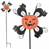 Halloween Pumpkin Garden Spinner