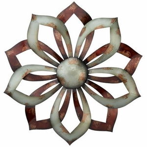 Starflower Wall Decor - Click to enlarge