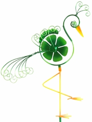 Swing Bird Spinner Garden Stakes - Click to enlarge