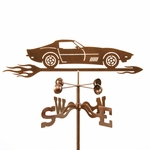 Corvette C3 Weathervane