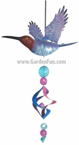 Hanging Hummingbird Bouncer - Click to enlarge