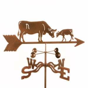 Cow with Calf Weathervane - Click to enlarge