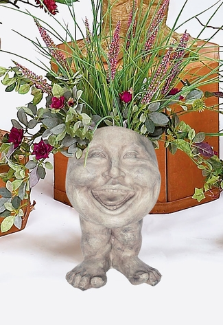 Aunt Minnie Face Planter - Click to enlarge