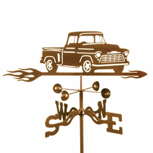 Chevy Truck Weathervane - Click to enlarge
