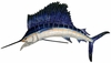 Sailfish Wall Decor