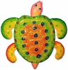 Yellow Green Sea Turtle Decor