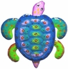 Blue Green Sea Turtle Decor