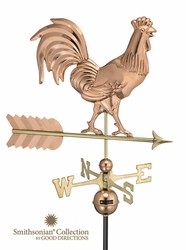 Smithsonian Rooster Weathervane - Click to enlarge