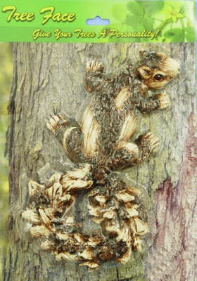 Squirrel Tree Art - Click to enlarge