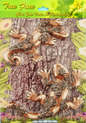 Gecko Tree Art - Click to enlarge