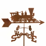 Train Weathervane
