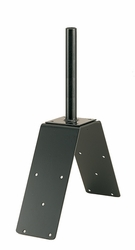 Large Steel Roof Mount (#401LG) - Click to enlarge