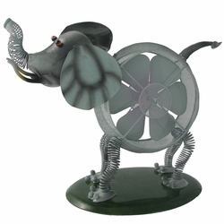 Springee Spinners Elephant Statue - Click to enlarge