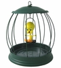 Tweety Bird in a Cage Bird Feeder