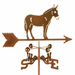 Mule Weathervane - Click to enlarge