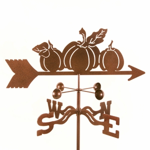 Pumpkins Weathervane - Click to enlarge
