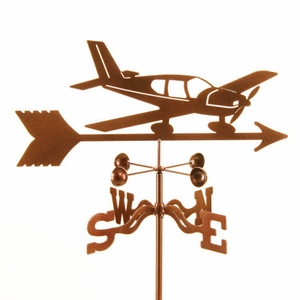 Lo Wing Weathervane - Click to enlarge