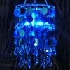 Anywhere Shimmer Chandelier - Blue