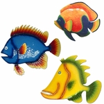 Fish Wall Art Decor