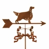 Setter Dog Weathervane