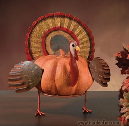 Pumpkin Kit - Turkey Decor - Click to enlarge