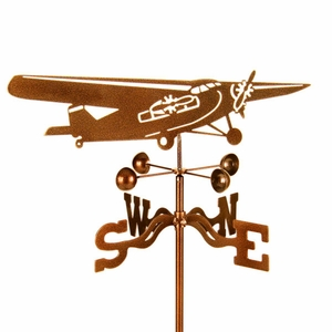 Tri Motor Plane Weathervane - Click to enlarge