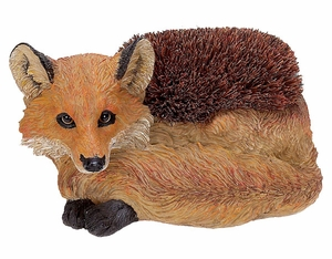 Fox Boot Brush Scraper - Click to enlarge