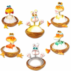 Easter Hatchlings Collection (Set of 6) - Click to enlarge