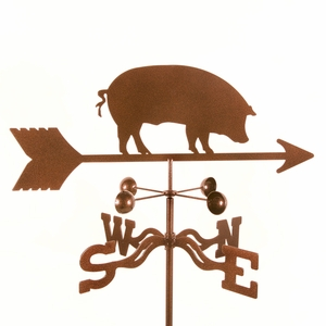 Pig Weathervane - Click to enlarge