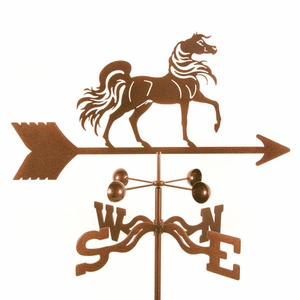 Arabian Horse Weathervane - Click to enlarge