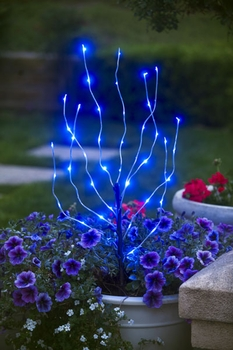 Anywhere Lighting LED Branches - Blue - Click to enlarge