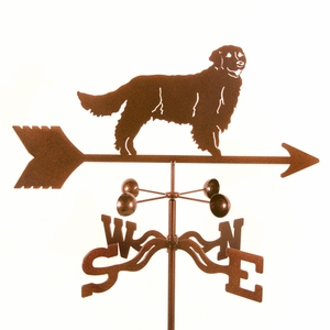Golden Retriever Weathervane - Click to enlarge