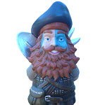 GnomeHeart - Brave Scottish Gnome