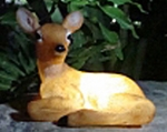 Solar Deer Light