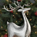 Christmas Reindeer Decor
