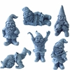 Miniature Gnome Set (6-pc)