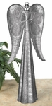 "36"" Heavenly Angel w/ Harp"