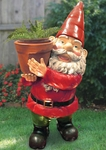 Large Gnome Planter