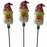 Xmas Garden - Christmas Garden Stakes (Set of 3)