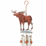 Moose Wind Chime