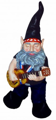 Willie Elfson Gnome - Click to enlarge