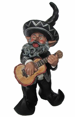 Mariachi Gnome - Click to enlarge